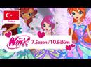 Winx Club: 7. Sezon, 10. Bölüm - «Winx tuzağa düşer!» (Türkçe)