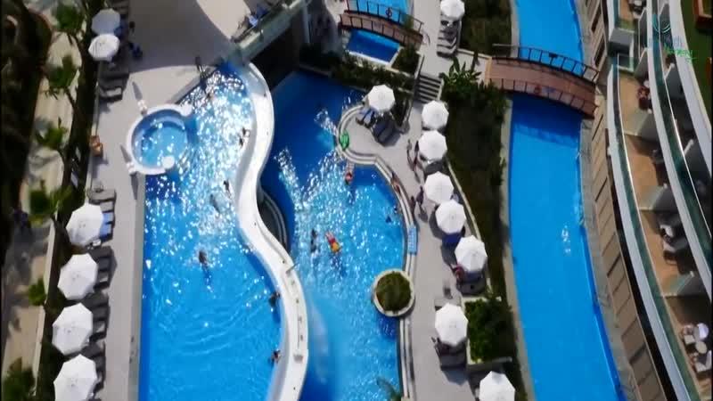 Long Beach Harmony Hotel Spa, Alanya, Türkei