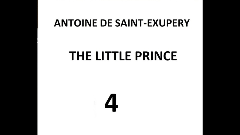 The Little Prince Chapter 2 Paragraph 1