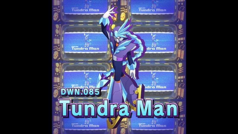 Mega Man 11: Tundra Man Intro Video