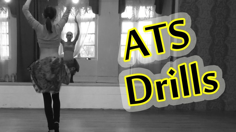 ATS® drills Fast Moves @ Just do TRIBAL! 11