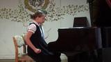 Андрей и Анна Деревянко исполняют Полька галоп из кф О бедном гусаре замолвите слово А. Петров