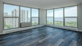 An Edgewater 3-bedroom, 2-bath with in-unit laundry at The Bryn