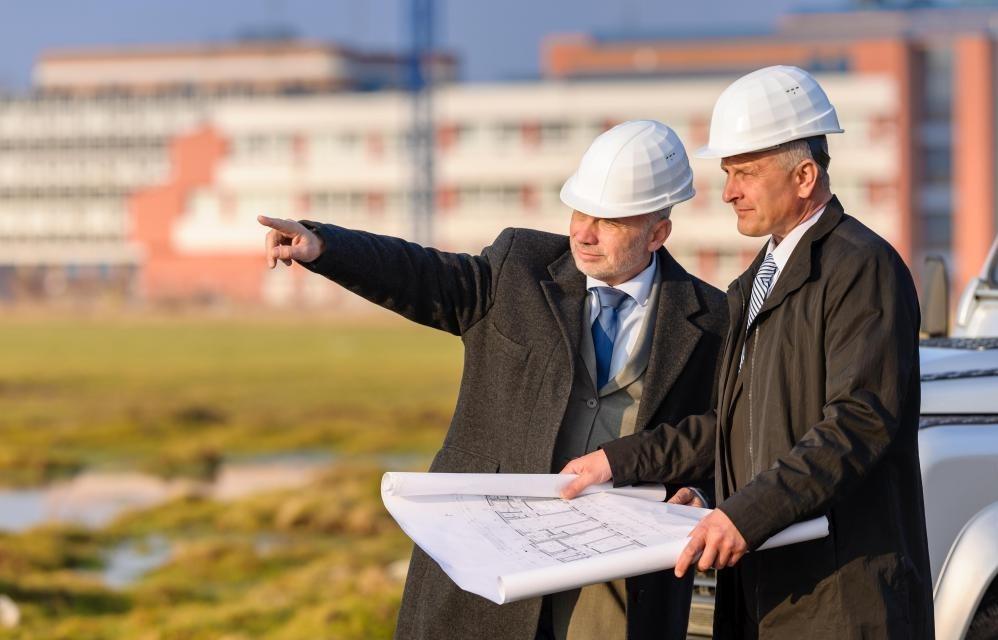 Менеджеры по строительству могут нести ответственность за реорганизацию конкретного здания.