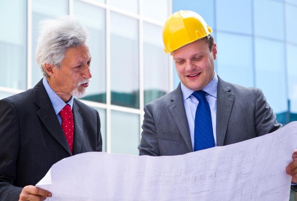 Президент строительной компании может ответить только одному владельцу или совету директоров.