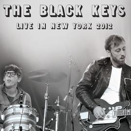 The Black Keys альбом Live in New York 2012