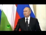 Путин прокомментировал крушение российского Ил-20 в Сирии