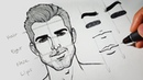 How to Draw Design Faces Using WACOM Intuos Pro Paper Tablet