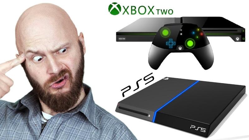 Игросториз Консоли нового поколения PS5 и XBOX Two