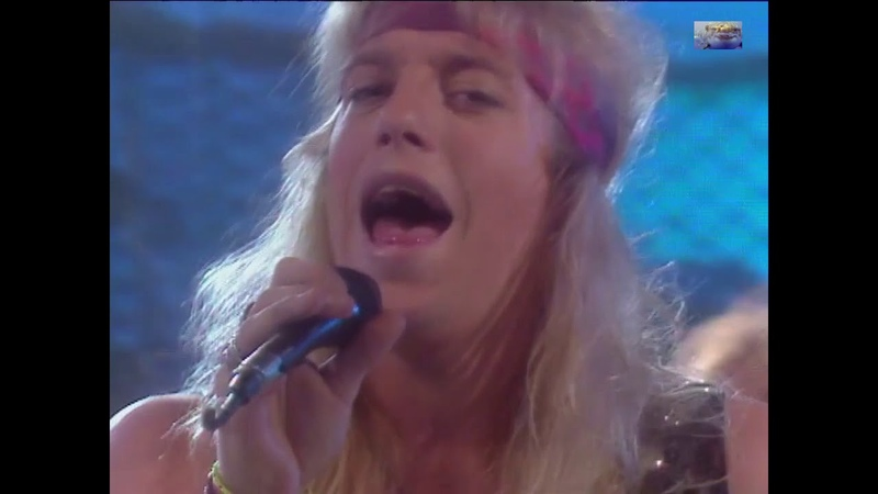 Warrant - Heaven (NRK Panorama 1989)