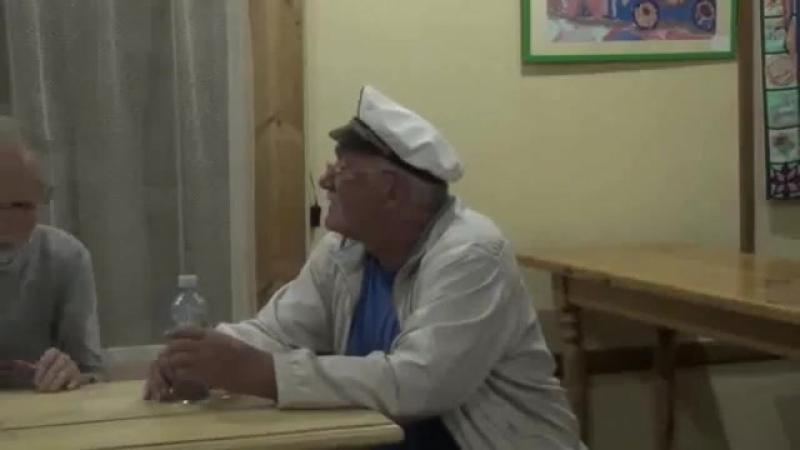 Встреча В.Мегре в поселении Ладное 03.08.2018