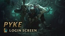 Pyke, the Bloodharbor Ripper | Login Screen - League of Legends