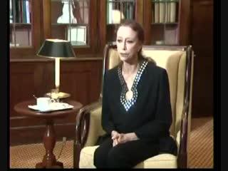 Еврейка Плисецкая задолго до Зильбертруда то же самое о Гитлере.