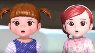 Маленькие шпионы - Консуни мультик (серия 38) - Мультфильмы для девочек - Kids Videos