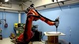 The Robot Thread Artist