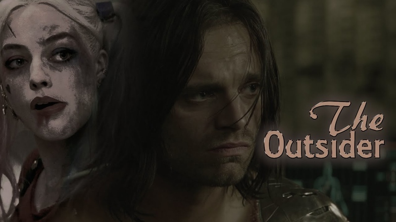 The Outsider | Harley Quinn and Bucky Barnes