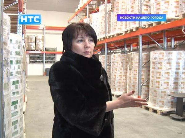 Ирбитский молочный завод обзавелся новыми складскими помещениями