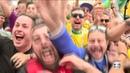 EE E daí que perdeu Alex Escobar faz a festa com a torcida Tunísia na Copa do Mundo