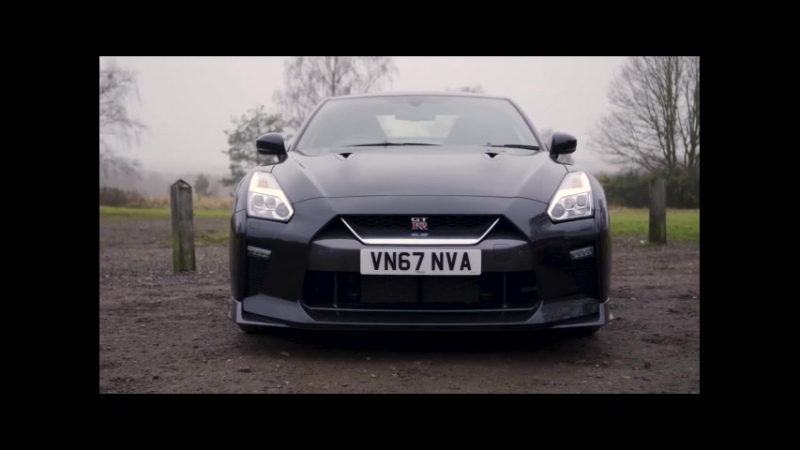 Living With A Nissan GT-R (Жизнь с Nissan GT-R)