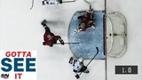 GOTTA SEE IT Evander Kane Bangs In Game-Tying Goal With Just One Second Left