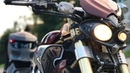 Обзор мотоцикла !ХИЩНИКА! Yamaha V-Max 1200. Ч.1