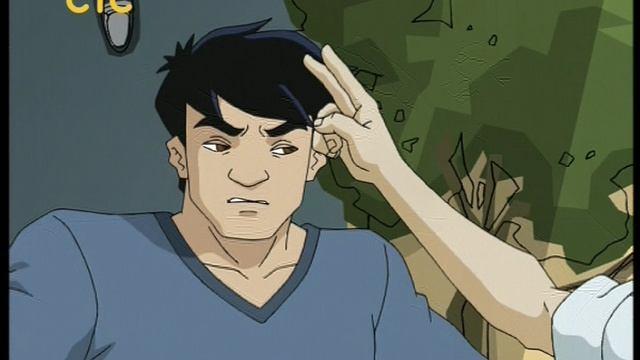 Приключения Джеки Чана 5.1 Утерянная сила Relics of Demon Past Jackie Chan Adventures