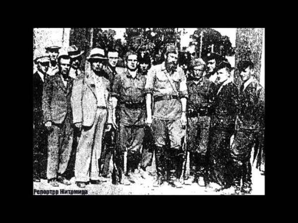 Партизанське Різдво 1943р Тарас Бульба Боровець