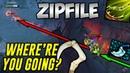 ZIP FILE PUDGE [Where are you going bro?!] Dota 2