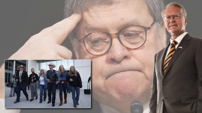 No Justice for Patriots – Bundys Back in the Hot Seat with Special Guests Larry Klayman Ryan Bundy