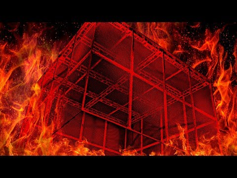 Watch as this year's Hell in a Cell structure gets constructed live