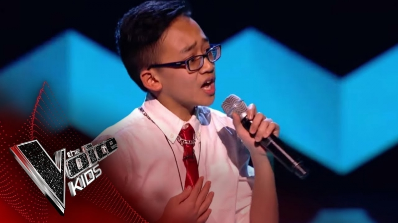 Jimmy - Grow Up (The Voice Kids UK 2018)