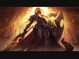 [Smoother 60FPS / Sharp 1080p + Audio sound] Solar & Lunar Eclipse Leona Login Screen - League of Legends