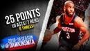 Chris Paul Full Highlights 2019.03.17 Rockets vs TWolves - 25 Pts,10 Asts, 6 Threes! | FreeDawkins