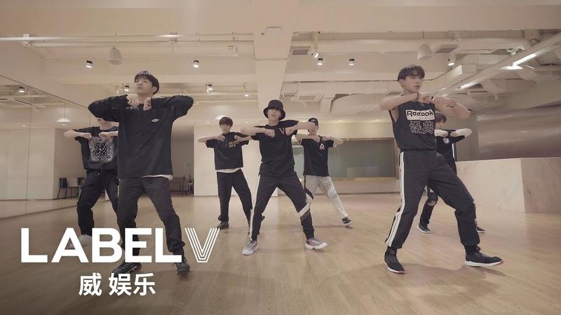 WayV 威神V 无翼而飞 (Take Off) Dance Practice