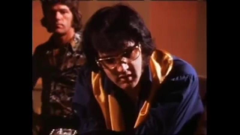 Elvis _ J.D. Sumner The Stamps - Nearer My God to Thee (napisy PL)