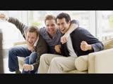 Чтобы мужчина был здоров, он должен видеться с друзьями не реже двух раз в неделю