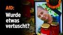AfD Soll etwas bei der Messerattacke an Daniel H in Chemnitz vertuscht werden