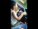 Очередной урок по вождению