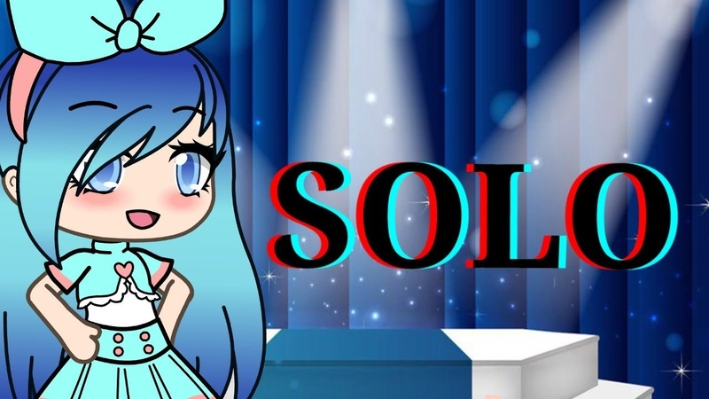 Solo~Gachaverse Music Video~Ft.The Spoiled Princess Characters
