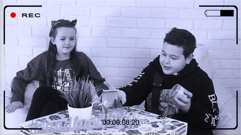 Выпускное видео: 1ая ступень, 1ая группа. Маша и Арсен!