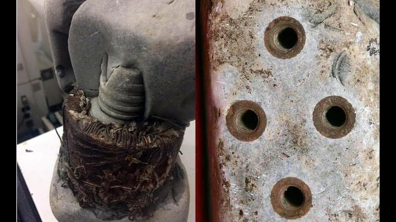 Нашли 20000 летний трансформатор в Косово перезалив