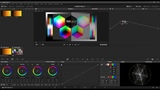 DaVinci Resolve Temp-Tint isn't just a RGB gain (no sound)