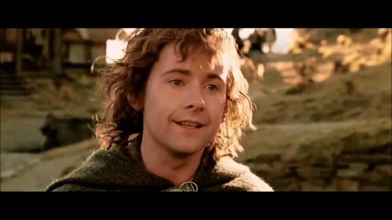 Pippin reitet nach Minas Tirith