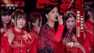 Phụng Hoàng Truyền Kỳ 2014 Phoenix Legend SNH48