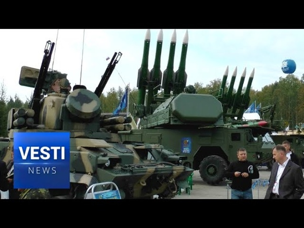 Putin Despite Sanctions and Blackmail, Russian Arms Remain Most In Demand Weaponry in World
