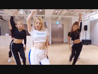 HYO - Punk Right Now (Dance Practice)