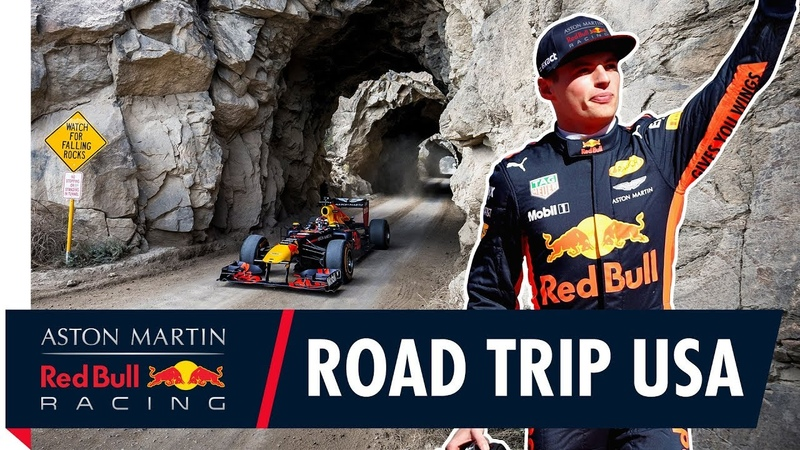 On the Road Again Max Verstappen takes F1 from the Rocky Mountains to Miami