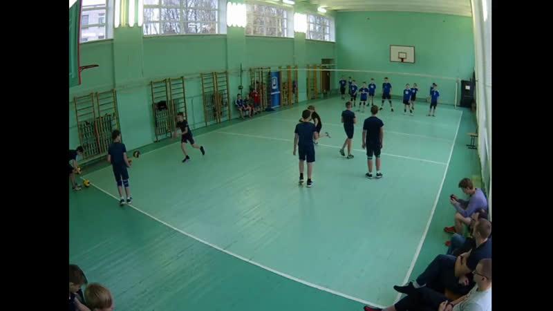 Товарищеские игры. Юноши 2006-2008. Старая Русса - Невская СПб