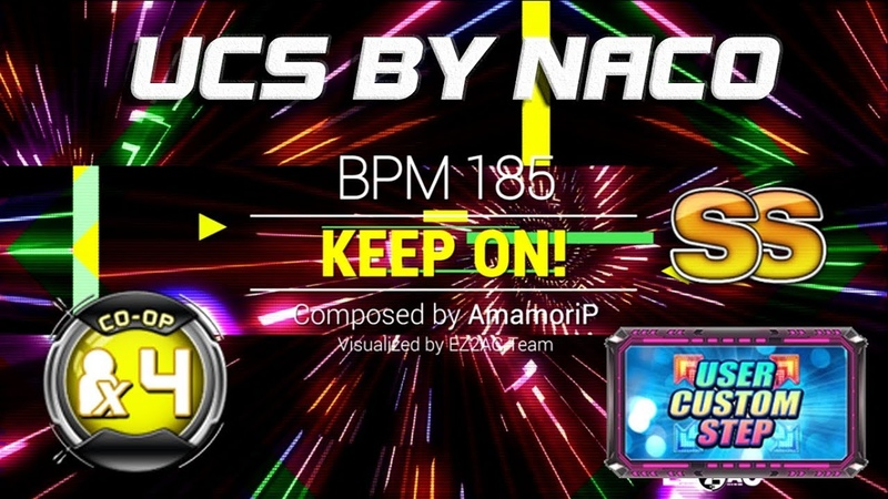 Keep On CO-OP X4 / Quadruple Performance [ROUTINE] | NACO Club | All Perfect!! (SS) | UCS by NACO ✔