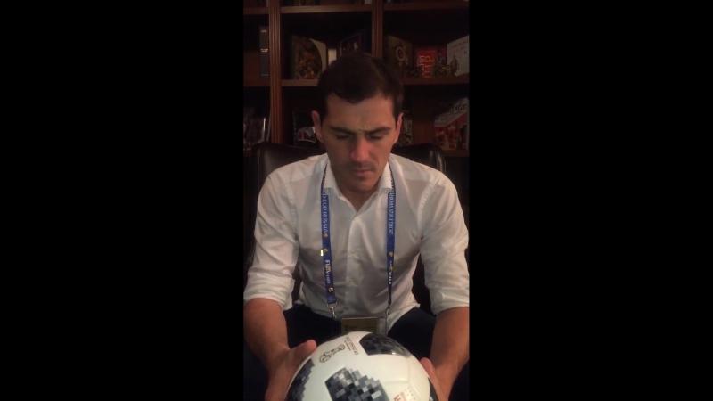Iker Casillas DesdeRusiaConCasillas episodio 10 facebook 25 06 2018